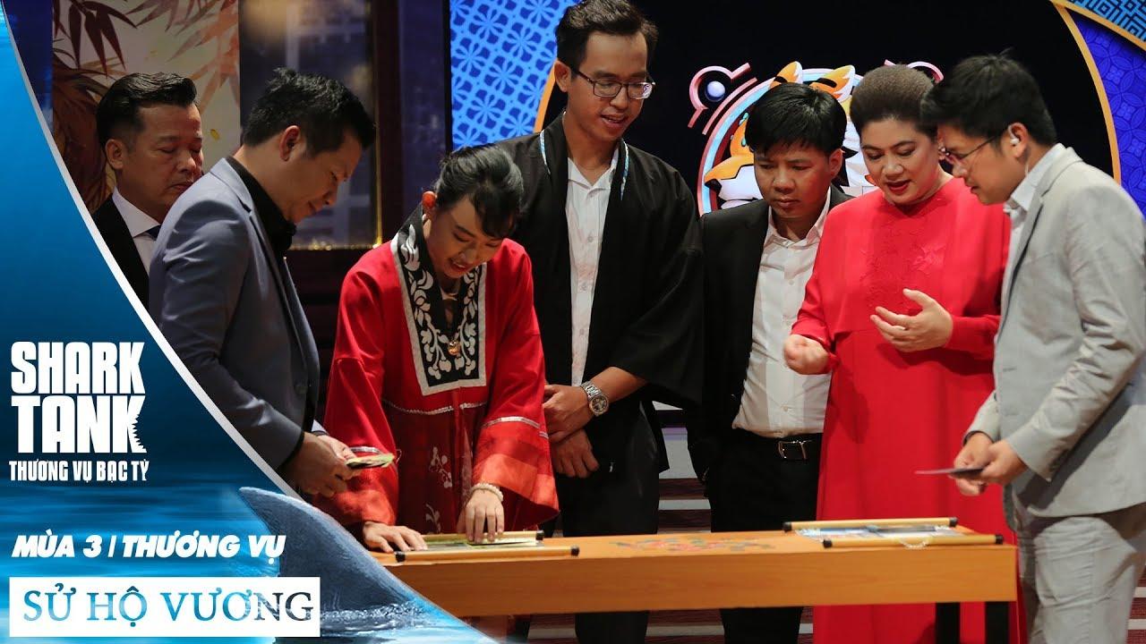 Mang Lịch Sử Việt Nam Vào Board Game, Sử Hộ Vương Khiến Cá Mập Đại Chiến | Thương Vụ Bạc Tỷ Tập 2