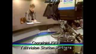 WEYI 25 Newsbreak from 1988