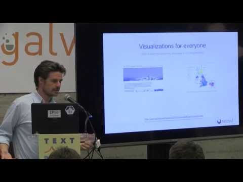 Text By the Bay 2015:  Oren Schaedel, Knowledge Maps for Content Discovery