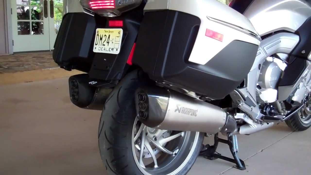 new 2012 k1600 akrapovic exhaust | 1.888.bmw.bob's | maryland