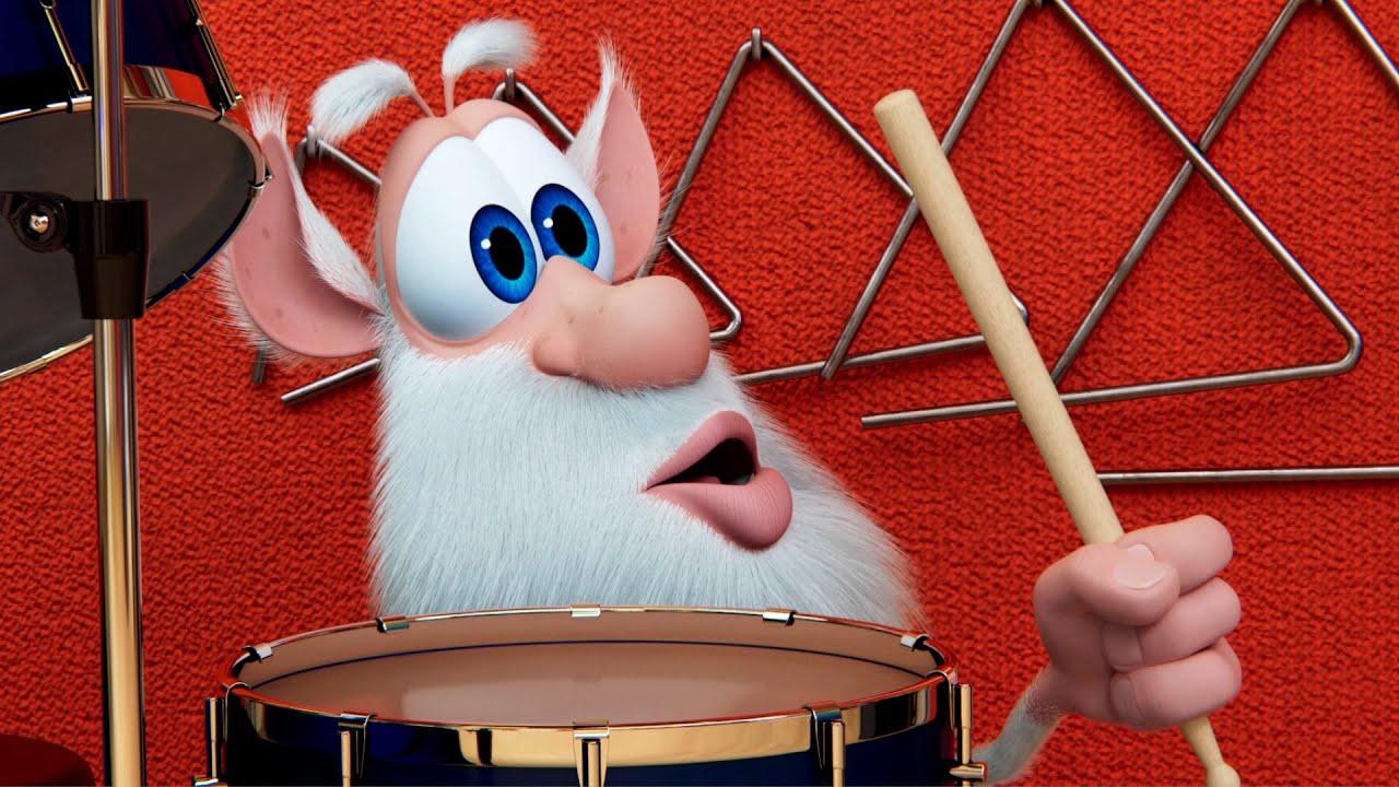 بوبا 🎤 متجر الموسيقى 🎸 الحلقة 47 - كارتون مضحك للأطفال