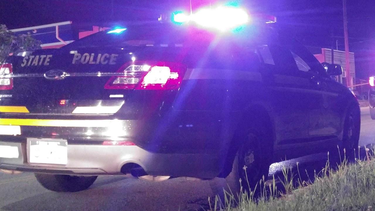 Manhunt, Foot pursuit - RAW SCANNER AUDIO - Ellenville, New York