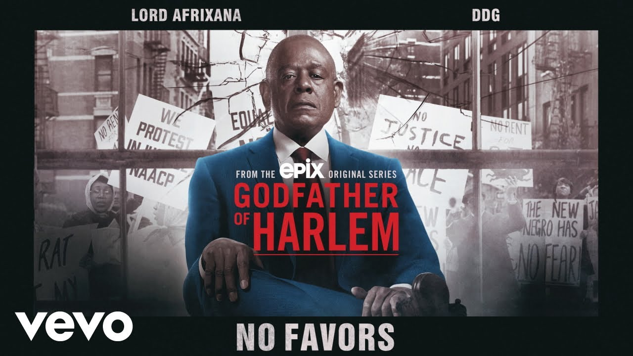 Download Godfather of Harlem - No Favors (Official Audio) ft. Lord Afrixana, DDG