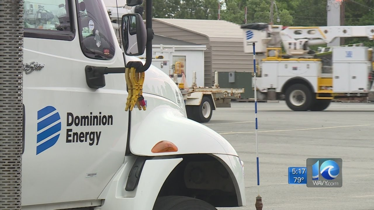 Dominion Energy says power restoration could take days after Isaias ...
