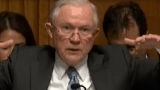 Jeff Sessions Shreds Jeh Johnson DHS Immigration Policy... Free HD Video