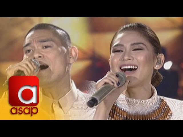 ASAP: Sarah and Jay R sing Hold On