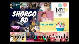 ShorgoBD Birthday Sample/Works