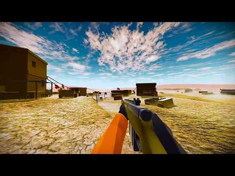 Ravenfield Gun Sync | Skrillex ft. Sirah - Weekends (Crankdat Remix)