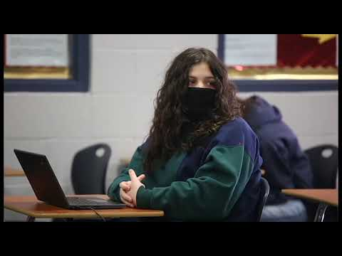 Watch Now: Hybrid teaching at Rincon Vista Middle School during the pandemic