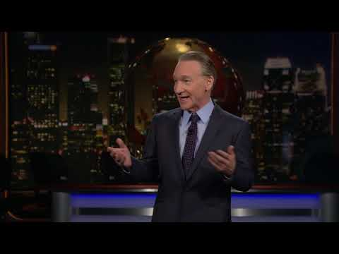 Monologue: Turd in the Punchbowl | Real Time with Bill Maher (HBO)