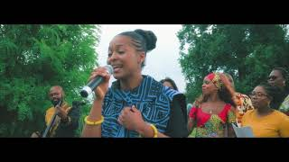 SINACH: The name of Jesus  cover by LEWE4