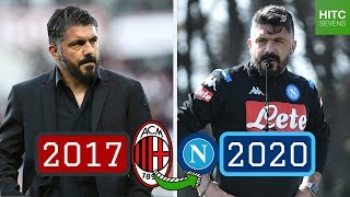 Last 7 AC Milan Managers: Where Are They Now?