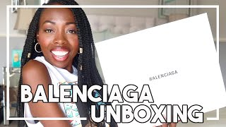 Another Balenciaga Unboxing!