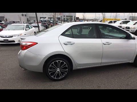 2016 Toyota Corolla Vienna, Alexandria, Arlington, Woodbridge, Fairfax, VA 180505C