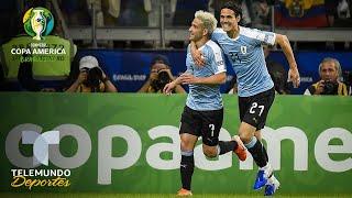 ¿Favorita? Esta es la carta de presentación de Uruguay en la Copa América | Telemundo Deportes