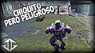 Pursuer Triple Halo *Este Robot no es normal* | War Robots.