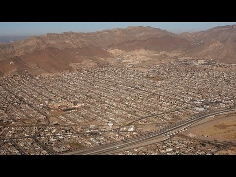 2018/02/08 Southwest Airlines 1886 Takeoff & Landing: El Paso - Los Angeles