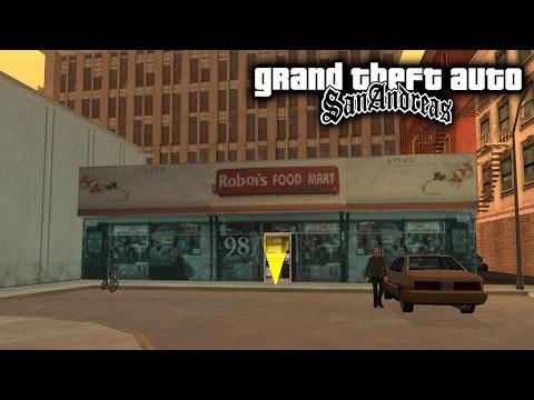 GTA San Andreas - Misiones Secundarias - Episodio 18