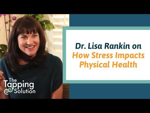 Nick Ortner Interviews Dr. Lissa Rankin on EFT Tapping and the Mind-Body Connection
