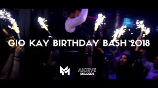 Gio Kay 21st Birthday Bash W/ Tony Mike & Lil Benzy | Official AfterMovie