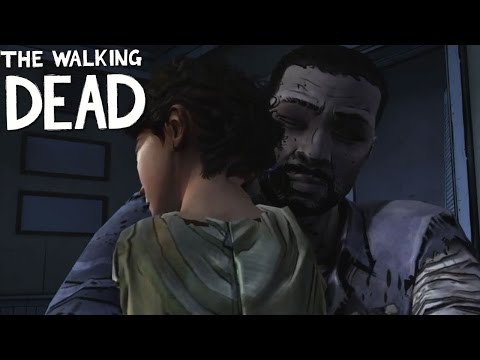 THE MAN, THE MYTH, THE LEE-GEND   The Walking Dead [END]