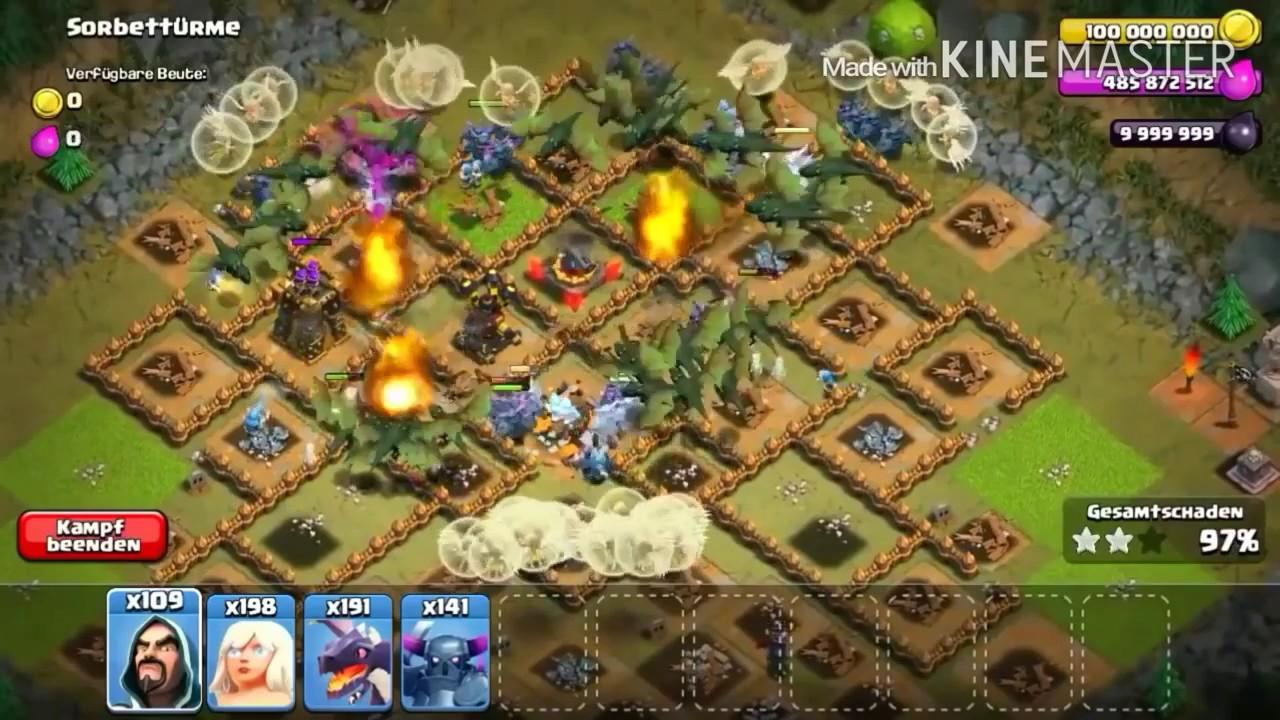apk mod clash of clans 2016