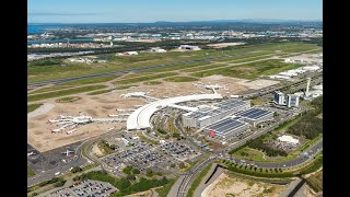 Brisbane Domestic Terminal Redevelopment
