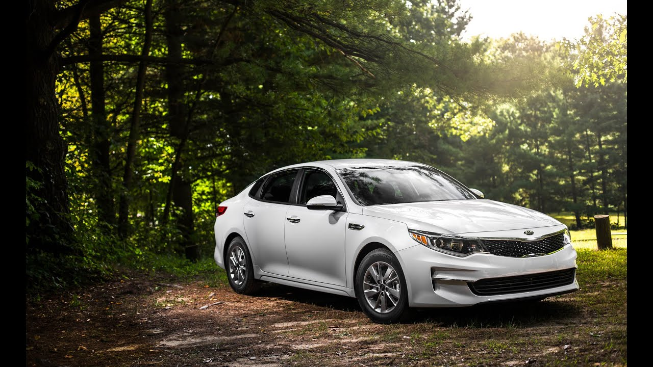 Beautiful 2016 Kia Optima 1.6T   The Smallest Engine Makes For The Most Compelling  Optima