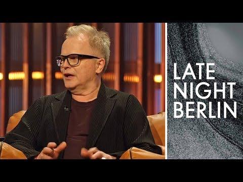 Herbert Grönemeyer for President: Wir sind gefordert! | Late Night Berlin | ProSieben