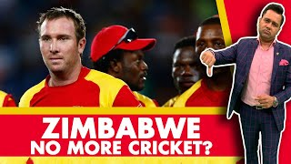 WHY did ZIMBABWE get SUSPENDED?   #AakashVani