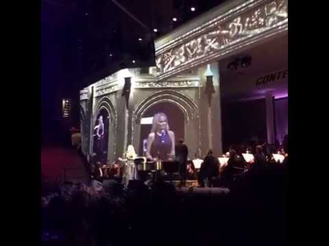 Kristin Chenoweth at BC Pops - Boston College Alumni - Video