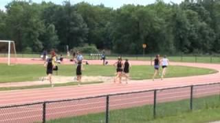 800m femme RDV Select vague 2 - Compétition d