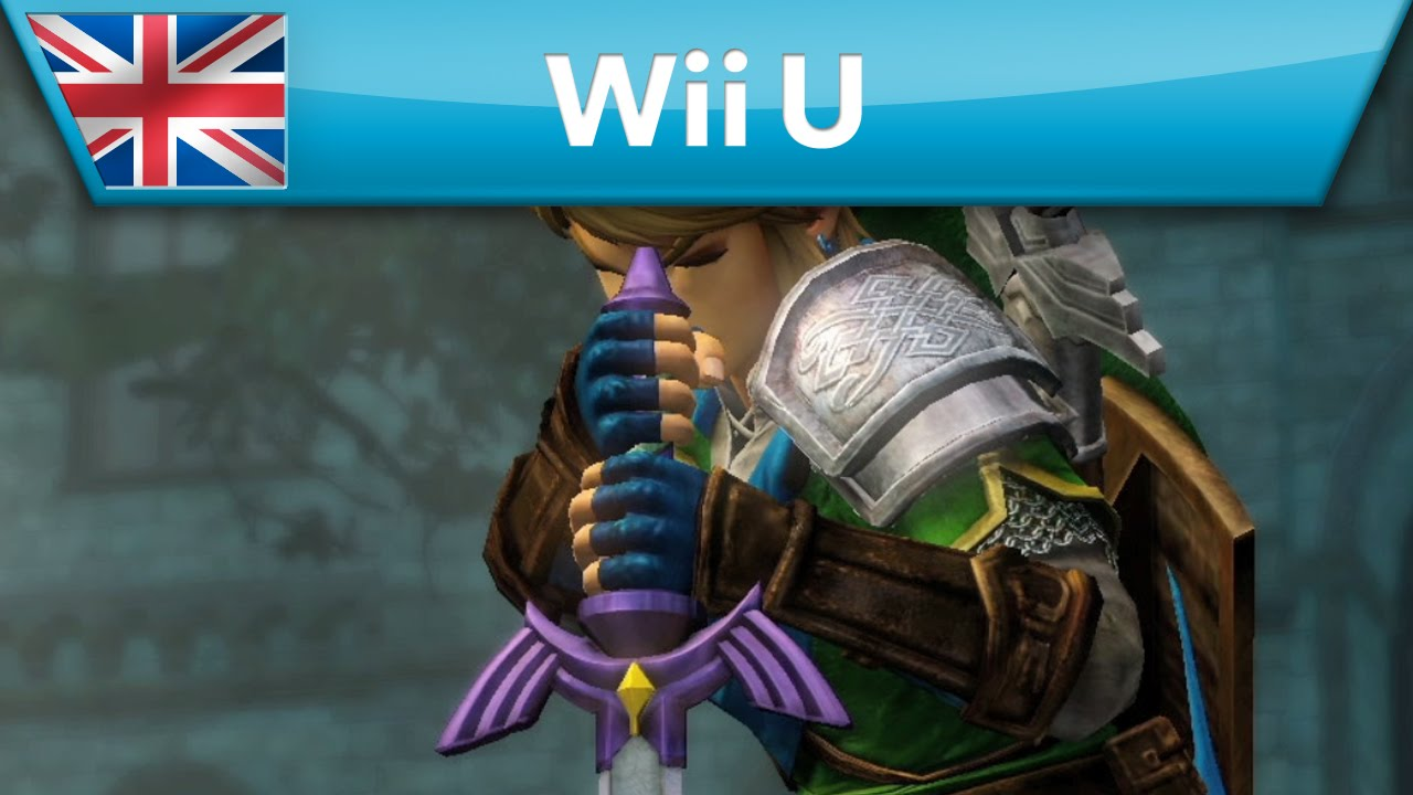 Hyrule Warriors The Master Sword Awakens Wii U Youtube