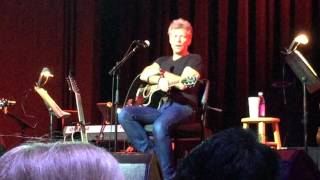 Jon Bon Jovi - Q & A and Blind Love - Dallas, Tx - 10-28-15