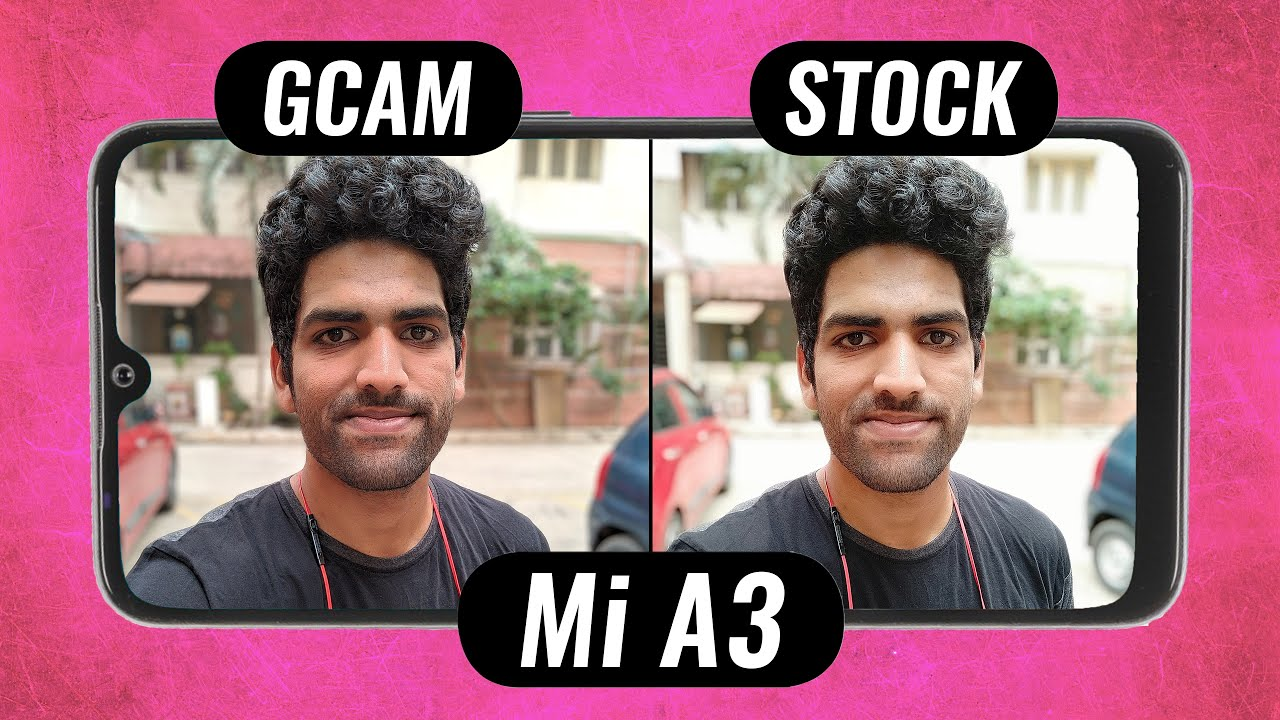 Xiaomi Mi A3 Google Camera vs Stock Camera Test | BEST under 13K!