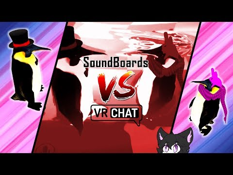 When Soundboards Collide in - Best VrChat Moments