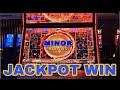 DRAGON LINK POKIES MINOR JACKPOT | SLOT MACHINE BONUS WIN YOUTUBE