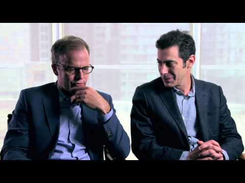 Spotlight: Tom McCarthy & Josh Singer Behind The Scenes Movie Interview