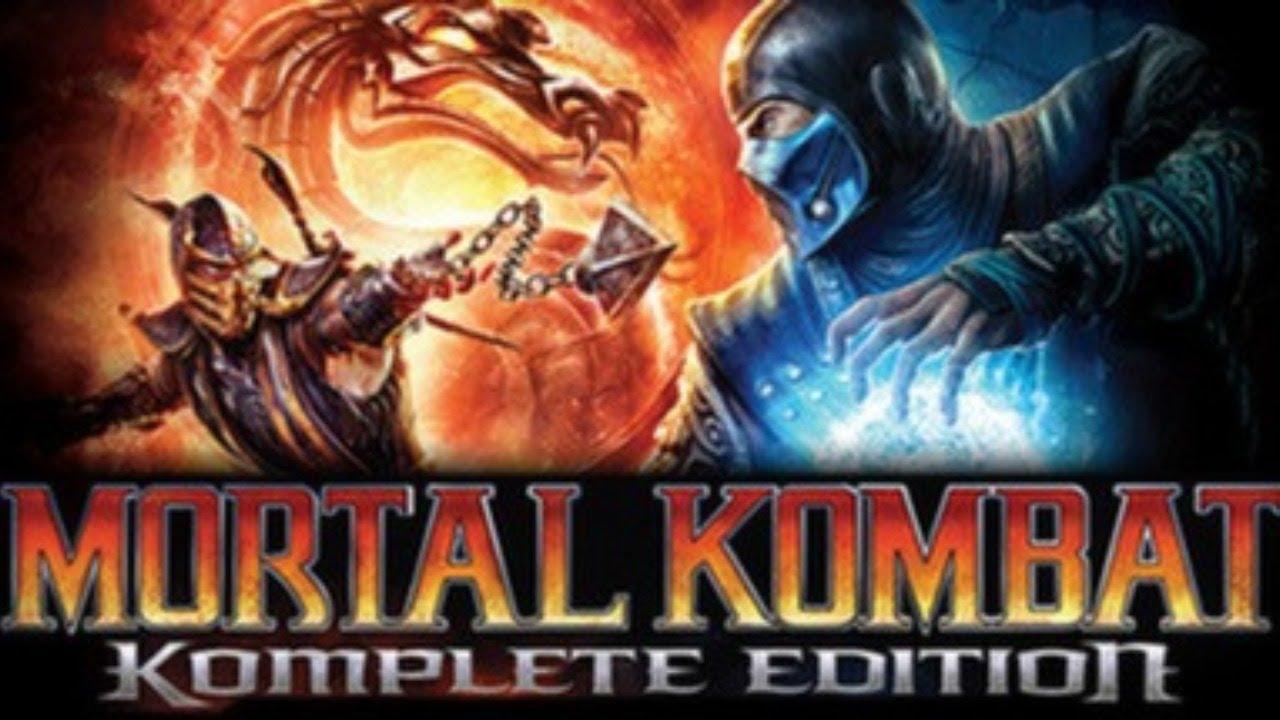 Mortal Kombat Komplete Edition - YouTube