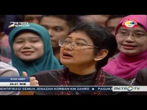 """Kick Andy  6 JANUARI 2017 """"Harmoni Dalam Suara"""" PSM Agria Swara Institut Pertanian Bogor"""