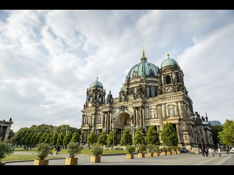 #360Video: Berlin Cathedral | Check-in