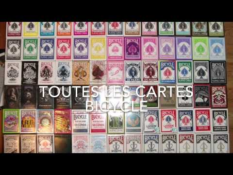 bonus 02 toutes les cartes bicycle youtube. Black Bedroom Furniture Sets. Home Design Ideas