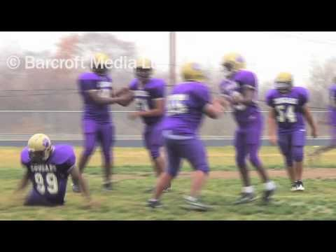 American Football Player With No Legs Wont Let Caudal Regression Stop His NFL Dreams!