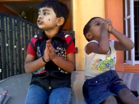 Funny kids singing rhymes thumbnail
