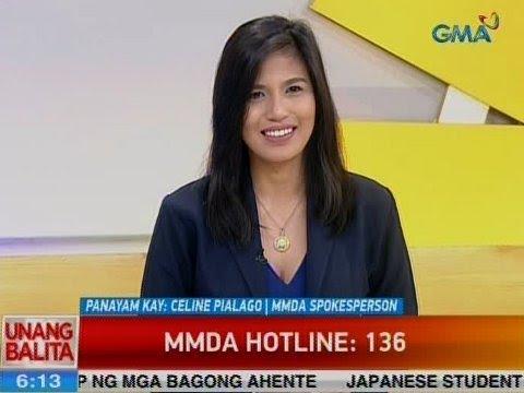 Panayam kay Celine Pialago, MMDA spokesperson kaugnay sa mungkahing 2-3 araw na number coding