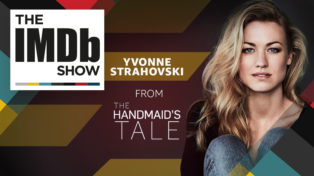 """Download """"The Handmaid's Tale"""" Star Yvonne Strahovski on Why It's Fun to Be Bad 