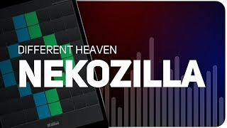 Playing Nekozilla | Different Heaven on SUPER PADS LIGHTS - KIT WHITE