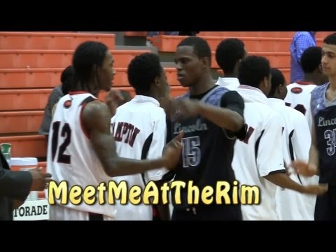 Battle Of The Best: Anthony Barber vs Isaiah Whitehead At 8th Annual MLK Jr Roundball Classic