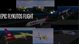 ROBLOX | FlyKutos | Epische Boeing 777 Flug!