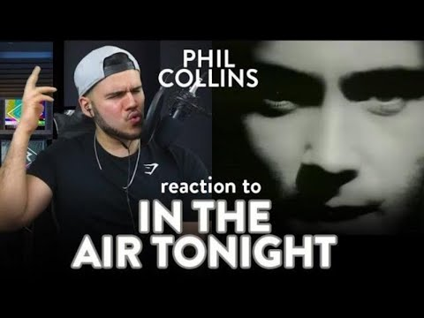 Phil Collins Reaction In the Air Tonight (Incredible Sound!) | Dereck Reacts